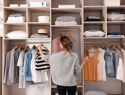 Closet Organization 101