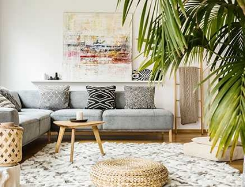 Update your Living Room on a Budget